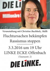 Veranstaltung Christine